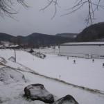 Ice on Fairgrounds