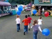 Children Love the Fair!